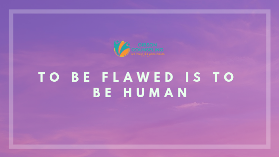 To Be Flawed Or Not