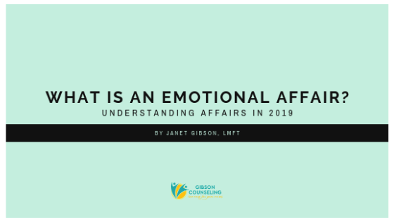 The Emotional Affair