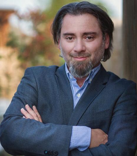 Robert Gallegos, LPC-S